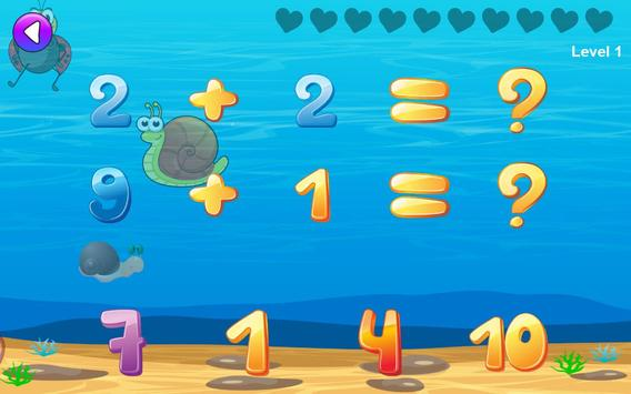 Math games for kids : times tables training screenshot 3