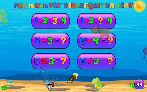 Math games for kids : times tables training poster