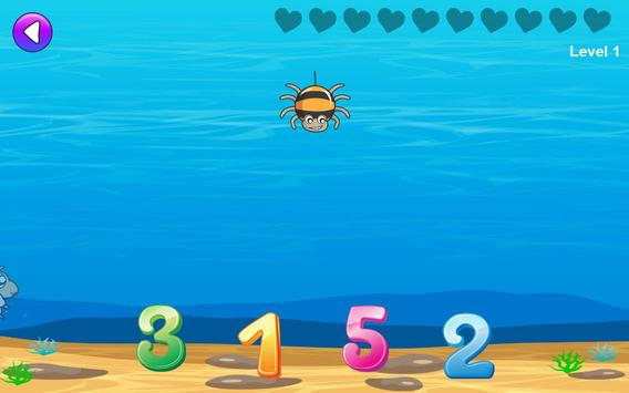 Math games for kids : times tables training screenshot 1