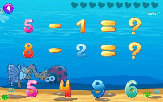 Math games for kids : times tables training screenshot 4
