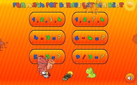 Brain Cool Math Game screenshot 1