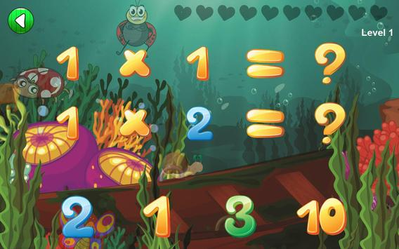 Easy Math Games For Kids Free screenshot 4