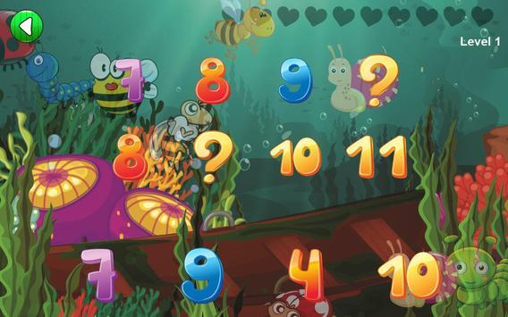 Easy Math Games For Kids Free screenshot 13