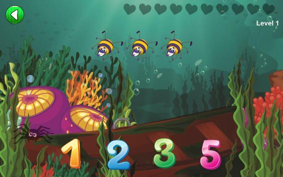 Easy Math Games For Kids Free screenshot 1