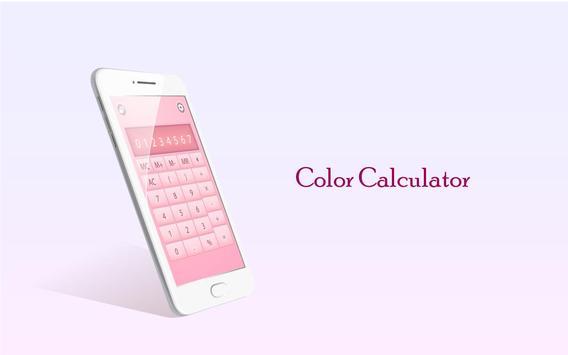 Color Calculator poster