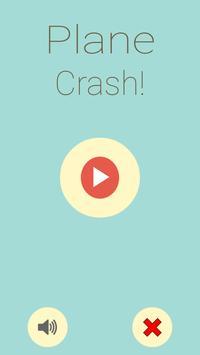 plane crash poster