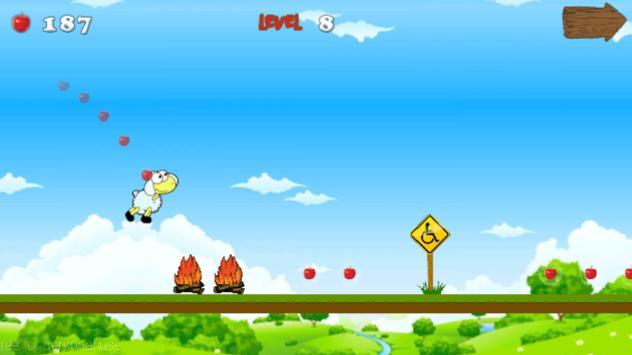 Jungle Sheep Jump screenshot 3
