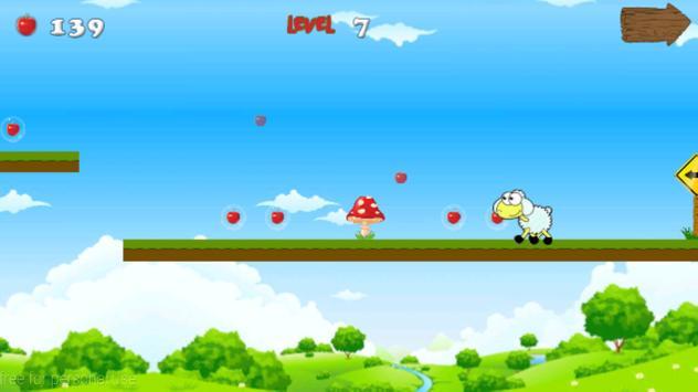 Jungle Sheep Jump screenshot 10