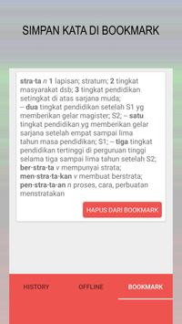 Kbbi offline 2017 apk download free education app for android kbbi offline 2017 apk screenshot stopboris Image collections