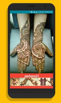 mehandi design 2018 2019 apk screenshot