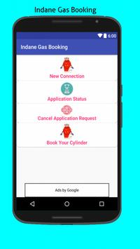 Lpg Gas Booking Online apk screenshot