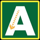 Preschoolers Learning letters icon
