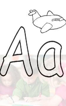 Preschoolers Learning letters screenshot 1