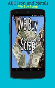 Scrap Metal Buyer poster