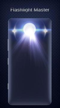 Flashlight Master for HTC screenshot 1