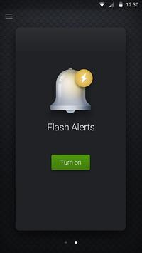 Flashlight Master for HTC screenshot 2