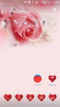 Pink Love Theme,Wallpaper apk screenshot