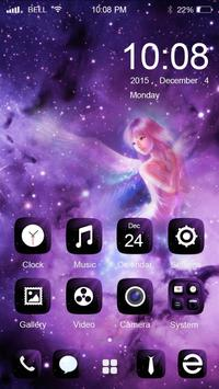 Virgo Theme for ABC Launcher poster