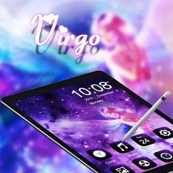 Virgo Theme for ABC Launcher apk screenshot