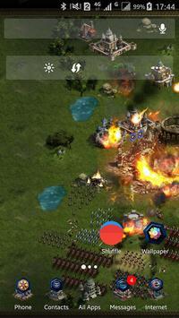 Theme for Game of  War apk screenshot
