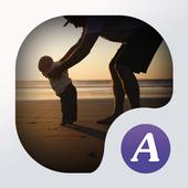 Father's Day theme icon