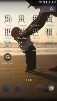 Father's Day theme apk screenshot