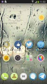 Transparent Screen Theme poster