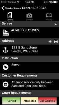 ABC Legal Services Mobile apk screenshot