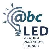 Abc LED icon