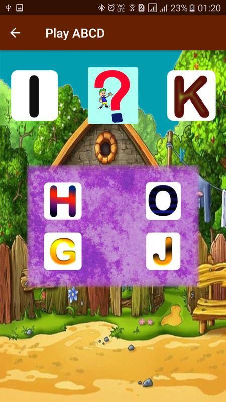 ABCD 1234 Paint Games For Kids for Android - APK Download