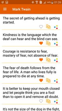 5000 Quotes - Best Quotes Library and Book screenshot 3