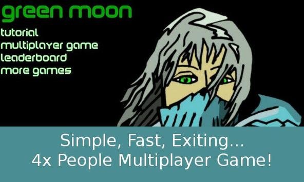 Green Moon Multiplayer poster