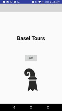 Basel Tours poster