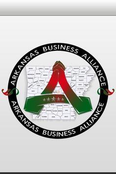 Arkansas Business Alliance poster