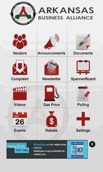 Arkansas Business Alliance screenshot 1