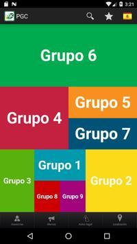 Poster Cuentas Plan General Contable