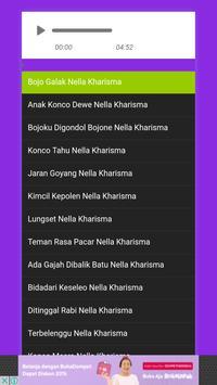 Lagu Dangdut Koplo Nella Kharisma Jaran Goyang apk screenshot