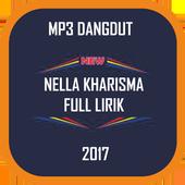 Mp3 Dangdut Nella Kharisma Full Lirik 2017 icon