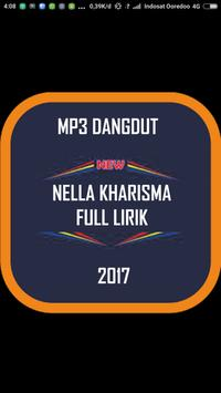 Mp3 Dangdut Nella Kharisma Full Lirik 2017 poster