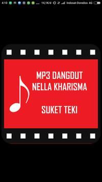 Mp3 Dangdut Nella Kharisma Suket Teki Terbaru 2017 poster