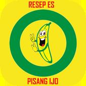 Resep Es Pisang Ijo icon