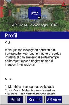 AR SMAN 2 Wonogiri 2018 screenshot 2