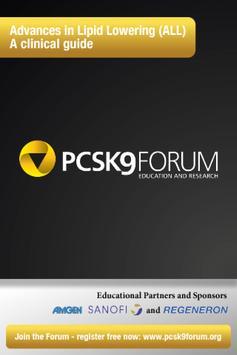 PCSK9 Forum - Lipid Lowering poster