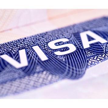 VISA processing for Bangladesh poster