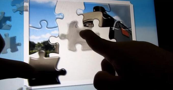 Thomas Puzzles poster