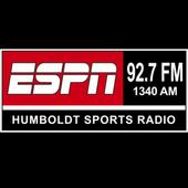 ESPN 92.7 FM Humboldt Sports icon