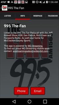 995 The Fan apk screenshot