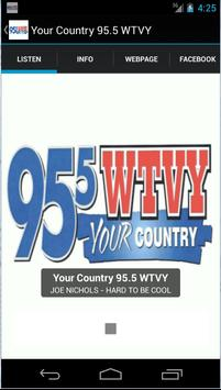 Your Country 95.5 WTVY poster