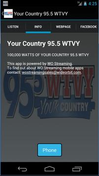 Your Country 95.5 WTVY screenshot 1