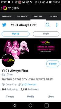 Y101FM Always First screenshot 4